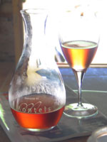 Domain de Montels - rosé in the sunshine!