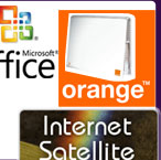 MS Office Orange Livebox